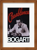 Casablanca Bogart Fine-Art Print