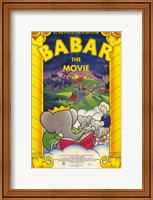 Babar: the Movie Wall Poster