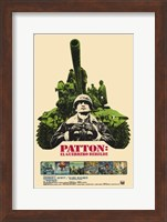 Patton Wall Poster