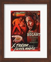 Treasure of the Sierra Madre Wall Poster