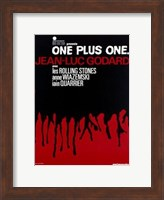 Sympathy for the Devil Wall Poster