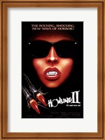 Howling 2: Your Sister is a Werewolf Wall Poster