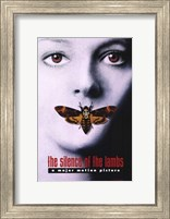 Silence of the Lambs - a major motion picture Fine-Art Print