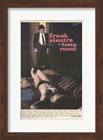 Tony Rome (movie poster) Fine-Art Print