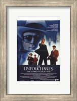 The Untouchables German Wall Poster