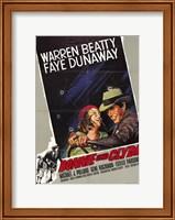 Bonnie and Clyde Warren Beatty Fine-Art Print