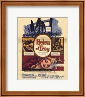 Helen of Troy Wall Poster