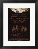 Sleepers Wall Poster