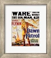 The Dawn Patrol Errol Flynn Wall Poster