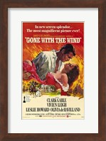 Gone with the Wind - In new screen splendor... Fine-Art Print