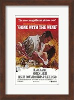 Gone with the Wind - Clark Gable Fine-Art Print