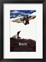 Birdy Wall Poster