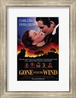Gone with the Wind Scarlett O'Hara Wall Poster