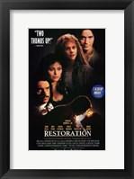 Restoration Wall Poster