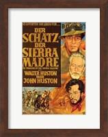 Treasure of the Sierra Madre - German Fine-Art Print