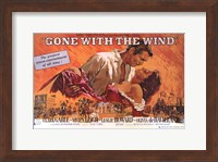 Gone with the Wind  Horizontal Close Up Fine-Art Print