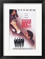 Reservoir Dogs Shooting Movie Poster Wall Poster
