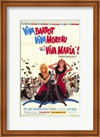 Viva Maria Wall Poster