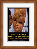 Very Private Affair Wall Poster