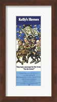 Kelly's Heroes - They had a message for the Army Fine-Art Print