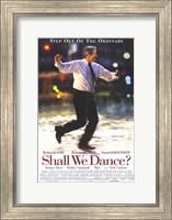 Shall We Dance Richard Gere Wall Poster