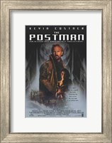 The Postman - Kevin Costner Fine-Art Print