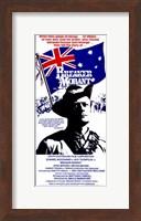Breaker Morant - tall Wall Poster