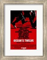 Ocean's Twelve Red Fine-Art Print