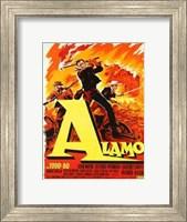 The Alamo Todd Ao Wall Poster