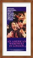 American Werewolf in London Wall Poster