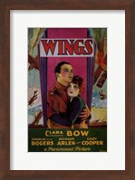 Wings - Couple Wall Poster