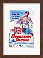 Operation Pacific Wall Poster