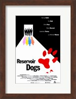 Reservoir Dogs Wall Poster