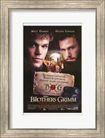 The Brothers Grimm Wall Poster