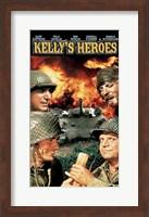 Kelly's Heroes - Characters Fine-Art Print