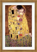 The Kiss, c.1908 Fine-Art Print