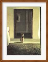Bunny Dressing Fine-Art Print
