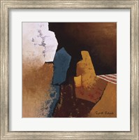 Teal Abstract I Fine-Art Print