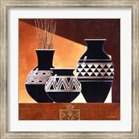 Patterns in Ebony II Fine-Art Print