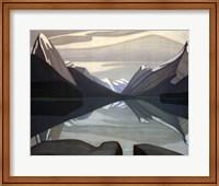 Maligne Lake, Jasper Park Fine-Art Print
