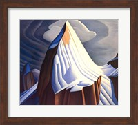 Mount Lefroy Fine-Art Print