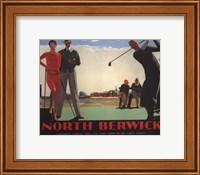 North Berwick (Golf) Fine-Art Print