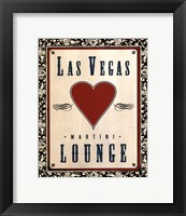 Martini Lounge Fine-Art Print