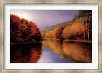 Autumn Afternoon Stillness Fine-Art Print