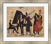 Jam Session II Fine-Art Print