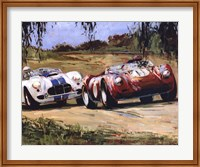 Sunday Drivers Fine-Art Print