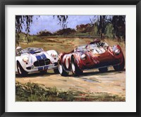 Sunday Drivers Fine-Art Print