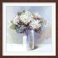 Blue Hydrangea Fine-Art Print