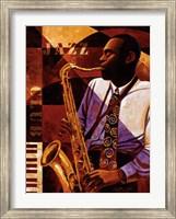 Jazz Club Fine-Art Print