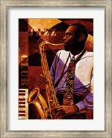 Jazz Club Fine-Art Print